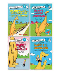 Danny And The Dinosaur Harpercollins Danny And The Dinosaur Reader Set