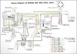 honda305 com forum view topic c ca wiring diagram in colour Cb Wiring Diagram cb wiring diag in colour jpg cb radio wiring diagram