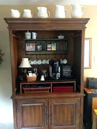 home coffee bar furniture. 20 Handy Coffee Bar Ideas For Your Home Entertainment And Furniture Commercial E