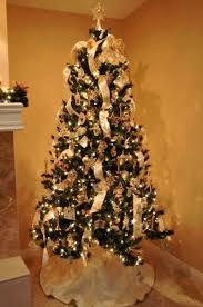 How Do You Decorate A White Christmas Tree Christmas Christmas