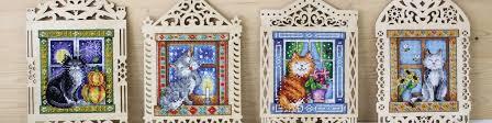 <b>Наборы для вышивания</b> — М.П.Студия   ВКонтакте