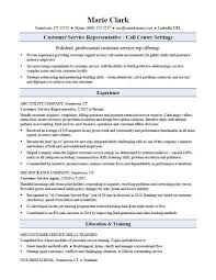 skills of customer service representative customer service representative resume sample monster intended for
