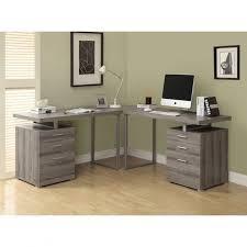 home office desks l shaped. Monarch Reclaimed Look L Shaped Home Office Desk Hayneedle With Lovely And 7 Desks
