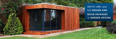 wooden garden shed home office. insitu garden officesspecialist home office building supplier wooden offices giving space at shed