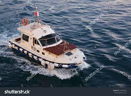Pilot Boat Lights Pilot Boat Dawn Navigation Lights On Stock Photo Edit Now
