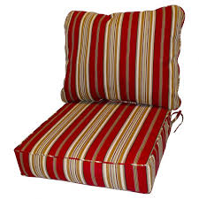 interior sunbrella chair cushions invigorate outdoor seat cushion collection in canvas aruba bed intended for