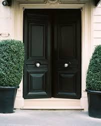 black double front doors. Brilliant Black Black Double Exterior Doors  Google Search Throughout Black Double Front Doors Pinterest