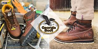 All Seasons Clothing Company Georgia Boot Quality Work Boots