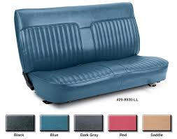vinyl front bench seat reupholstery kits