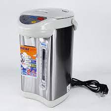 Bình thủy điện Matika MTK-8145 (4,5L) chất liệu cao cấp, đun sôi cực nhanh,  giữ ấm cực tốt (Hàng chính hãng)