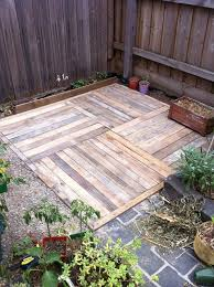 Small Picture How To Design A Garden 16 Stylish Tips Wood pallets Pallets