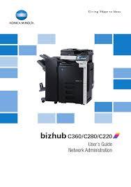 It is 9272927292729272, and 92729272 for c3350/c3850 model. Konica Minolta Bizhub C360 User Manual Pdf Download Manualslib