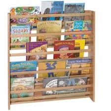 Library Book Display Stands Brodart KidSpace WallMounted Book Displayer 90