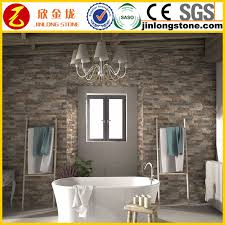 chinese multi color slate wall tile for bathroom