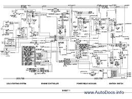new holland wiring diagram new image wiring diagram new holland w270b wheel loader workshop service manual repair on new holland wiring diagram