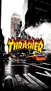 Aesthetic Cool Thrasher Wallpapers