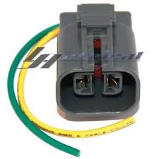 new alternator repair plug harness wire pin for nissan xterra image is loading new alternator repair plug harness 2 wire pin