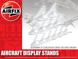 Airfix Display Stands Airfix AF40 Aircraft Display Stand Assortment 4040 1