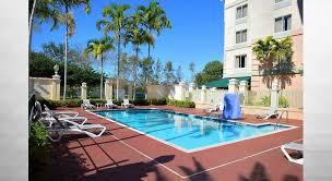 imagen de los interiores del hotel hilton garden inn fort lauderdale sw miramar foto