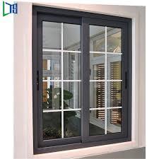 china philippines used house new design modern latest grill design windows aluminium frame sliding glass window china philippines slim windows