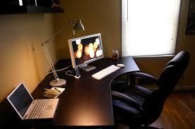 stylish office desk setup. unique setup shawn blancu0027s setup intended stylish office desk u