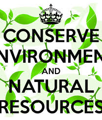 conservation of natural resources essay