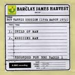 Bob Harris Session: 15th March 1972