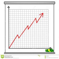Earnings Chart Stock Illustration Illustration Of Charts