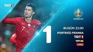 TRT1 - Portekiz - Fransa
