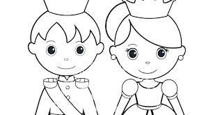 Disney Princess Belle Coloring Pages To Print Ariel Free Prince And