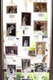 picture timeline for wedding