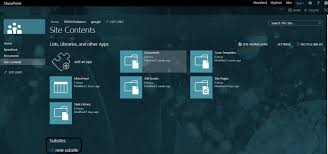 Sharepoint 2013 Site Templates Whats New Sharepoint Solutions