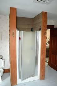 how to remove a fiberglass bathtub and surround home repair tutor fiberglass shower surround starting a bathtub and fiberglass surround demo without