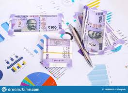 Indian Currency Chart For School Project Picture Of New Indian Currency Rupees With Chart Paper And
