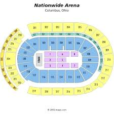 Nationwide Arena Seating Chart Joe Louis Arena Seat View Ciudadcool Co