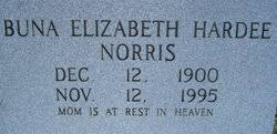 Buna Elizabeth Hardee Norris (1900-1995) - Find A Grave Memorial