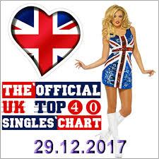 Uk Top 40 Singles Chart 2017 Myegy