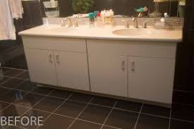 bathroom cabinet refacing. Bathroom: Various Bathroom Cabinet Refacing Traditional Kansas City Of Reface Cabinets From Beautiful