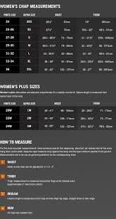 Chaps Swimwear Size Chart 22 Experienced Motorcycle Chaps Size Chart
