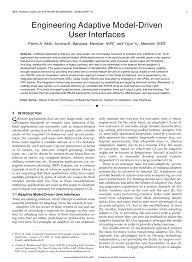 Designing The User Interface 3rd Edition Ben Shneiderman Pdf Pdf Engineering Adaptive Model Driven User Interfaces