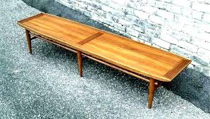 lane coffee table altavista virginia s refinish vintage surfboard boomerang value