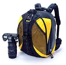 Buy <b>Lowepro DryZone</b> 200 Camera <b>Backpack</b> (Black/Yellow) Online ...