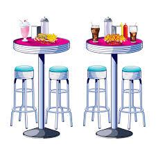 American Diner Kitchen Accessories 50s Diner Decor Ebay