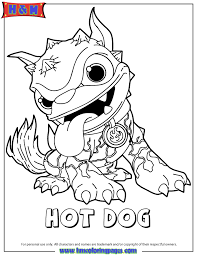 Small Picture Skylander Coloring Pages To Print Fablesfromthefriends Com