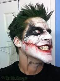 joker male make up