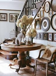 entryway ideas to make you feel wel e entrance round table
