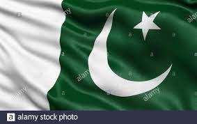 3D Illustration of Pakistan Flag Stock ...