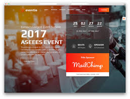 Create A Programme For An Event 30 Awesome Wordpress Themes For Conference And Event 2019 Colorlib