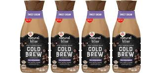 It's made from milk from cows never treated with growth hormone and comes in a variety of yummy flavors. Creamer Brand Cold Coffees Coffee Mate Natural Bliss