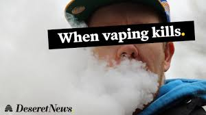 Image result for vaping causes cancer
